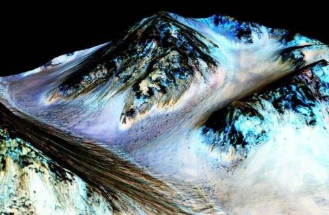 На Марс транзитом через Луну!