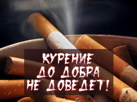Слово против Минздрава, или Кое-что о правильных гонениях на курящих