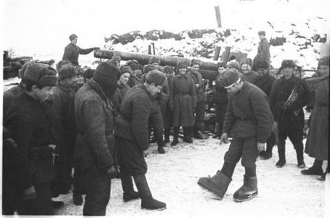 Небывалое солдатское везение в Сталинграде