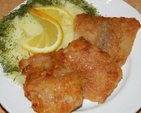 Ароматная рыбка — самый люби…