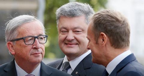 ЕС надругался над мечтой Порошенко