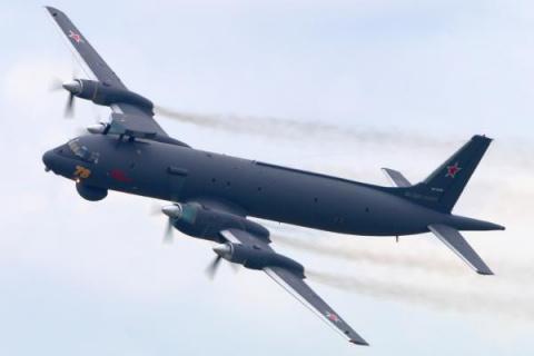 Российские военные самолеты …