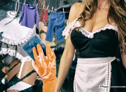 Использованные кондомы и гря…