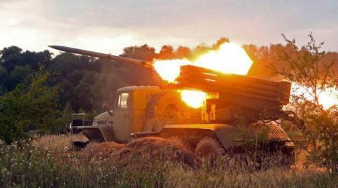 Донецк под мощным обстрелом. ВСУ готовят наступление?