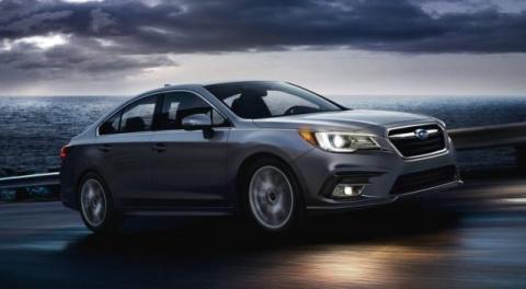 Subaru Legacy вернётся в нашу страну