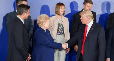Правофланговые НАТО: литовские деньги на американские нужды. Александр Хроленко
