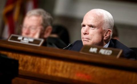 Как сенатор Маккейн родину предал