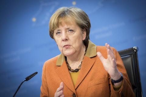 Предвыборные откровения Меркель: в политике, как в футболе, — каждый хочет получить свое