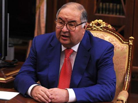 Алишер Усманов написал открытое письмо главе МОК
