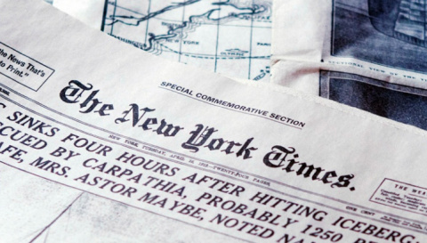 Трамп назвал CNN и New York Times «посмешищем»