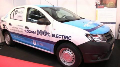 Бюджетные электромобили Daci…