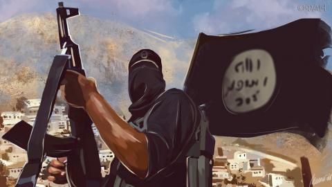 Сирия в царстве террора: ИГИ…