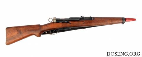 Немецкая винтовка, стреляюща…