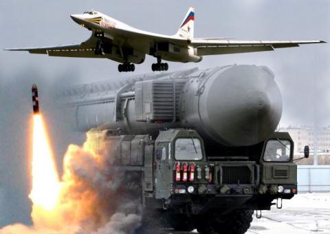 Кто «держал» ядерный щит над Россией в новогоднюю ночь