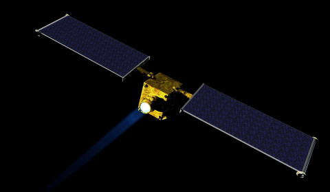 НАСА протестирует метод отклонения астероидов