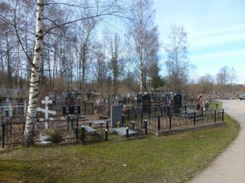 Блуждания в западне среди могил