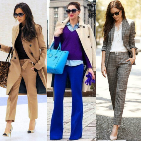 10 фасонов брюк, которые подойдут всем