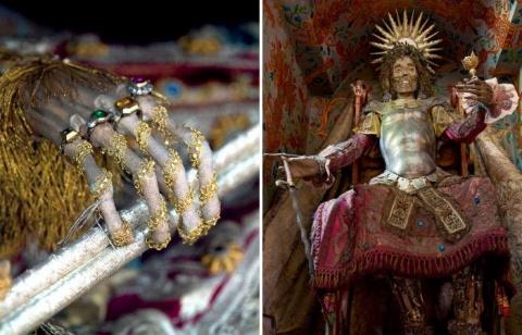 Самые дорогие мертвецы: ювелирное искусство для христианских святых