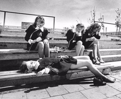 Лучшие фотографии СССР