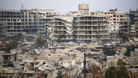Аэропорт в Дамаске подвергся…