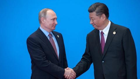 Российско-китайский проект и попытки его разрушения. Ростислав Ищенко