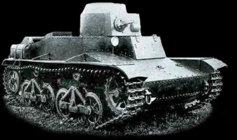 Неизвестный «конкурент» Т-34...