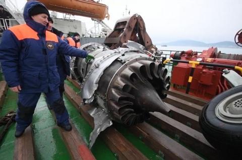Трагедия Ту-154: где искать …