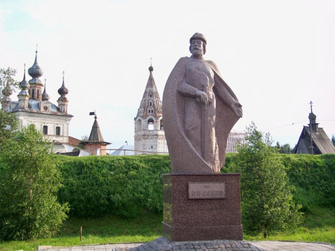 Юрьев-Польский Владимирская область