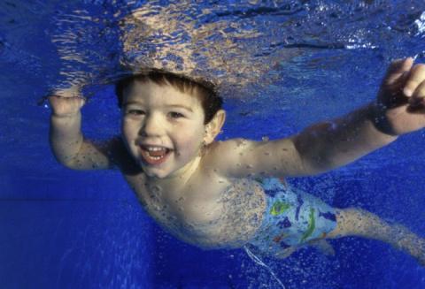 Страх (боязнь) воды у детей