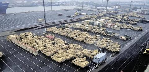 НАТО придётся воевать с русскими: больше не с кем