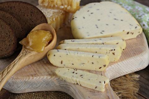 Творожный сыр Дайнава — ну д…