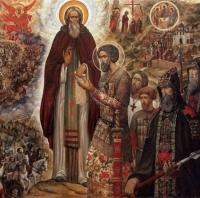 Муфтий Таджуддин:  Мусульмане воздают благодарную память Сергию Радонежскому