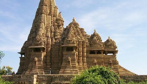 Секс в Индии: история храмов любви и разврата
