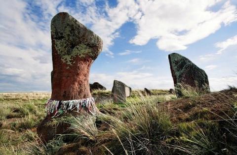 Археологические загадки на территории России