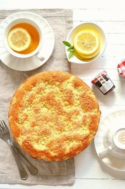 ДЕСЕРТНЫЙ ВИХРЬ. Лимонный пирог