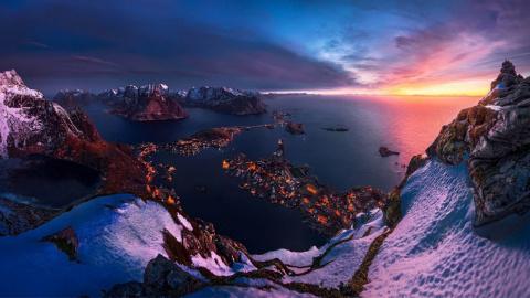 Норвегия: страна, в которой …