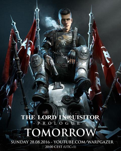 Лорд-Инквизитор. Пролог