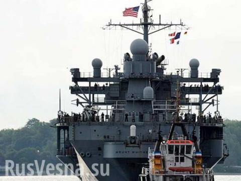 Шестой флот США готовится по…