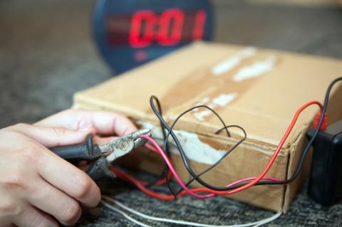 В ДНР обезвредили самодельное взрывное устройство
