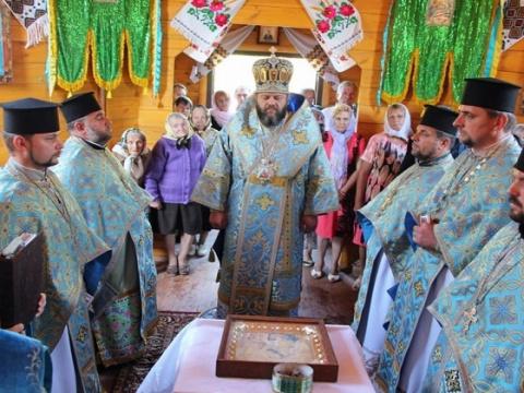 Киевский патриархат назвал «святыми» участников Волынской резни из УПА