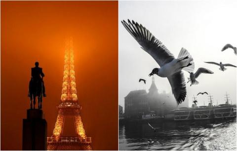 Погружаясь во мглу: 13 невероятно красивых фотографий из разных уголков мира