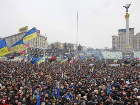 Майдан назрел: осенью всю Ук…