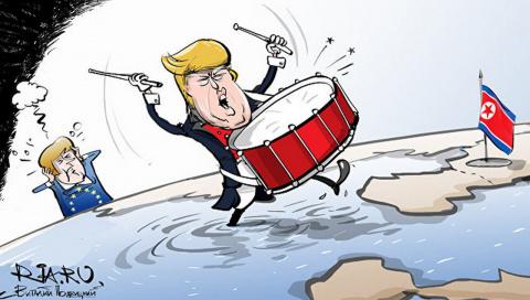 Трамп передумал делать Амери…
