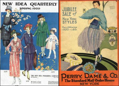 Ретро. Мода и стиль после Первой мировой войны