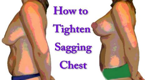 Только 2 совета, которые вам помогут подтянуть грудь