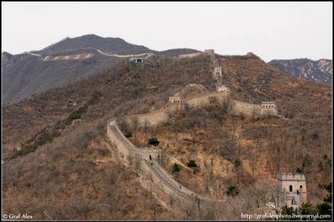 Китай: Стена длиной 10 тысяч ли
