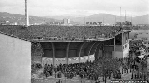 Как НЛО остановили футбольный матч