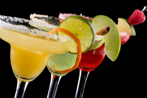 Любимый алкогольный напиток …