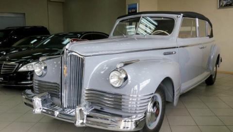 Лимузин маршала Жукова выставили на продажу за 45 миллионов рублей