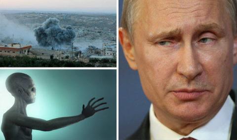Владимир Путин тайно испытыв…